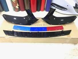 Bmw New 5 series G30 MSPORT Bumper lip