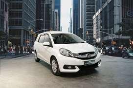 Honda Mobilio E 1.5 Manual 2016 nopol L Promo kredit bunga ringan