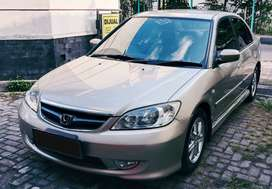 Langka, New Civic VTi Facelift 2004, Plat H Tangan-1,Pajak & Ban Baru