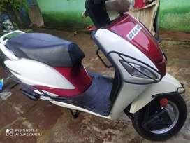 New bike Leni he.