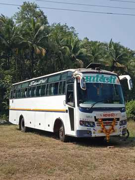 All papers are cleared. Prakash body. 40 seaters.