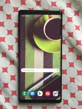 Galaxy Note 9 / In warranty // like Brand new