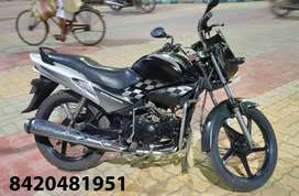 Hero Glamour in good condition at Rs 38000