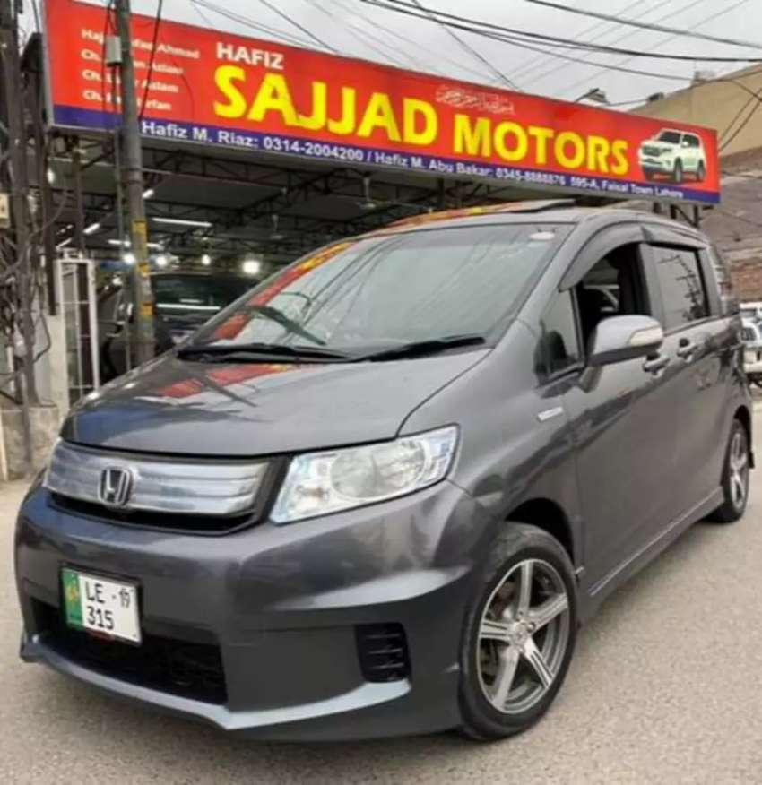 Honda Freed Spike Model 2012 Import 2017 0