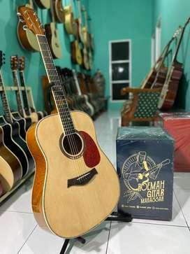 Gitar akustik cadenza made in china