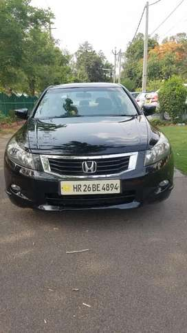 Honda Accord 2.4 Elegance Manual, 2010, Petrol