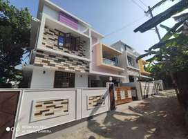 Brand new low budget house with superb interiors at Kuzhivelippady