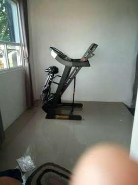 Treadmill elektrik murah tipe i5 ( best price )