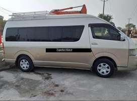 Toyota Hiace Grand Cabin 2015 (ON EASY MONTHLY INSTALLMENTS)