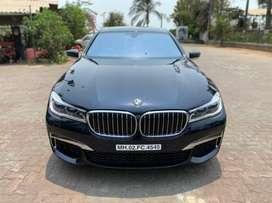 BMW 7 Series 730Ld M Sport, 2018, Diesel