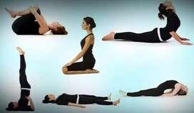 I am yoga trainer and I am provide yoga tarning