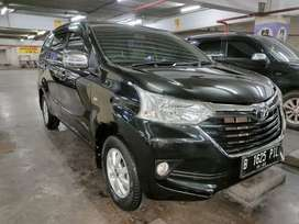 TOYOTA GRAND AVANZA 1.3 G AT 2017 HITAM