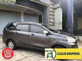 [Lulus Inspeksi] Toyota Avanza Type E Upgread G NIK 2016 Tranmisi