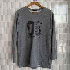 Crewneck My Pole SIze L Scond K tiga strip sepuluh