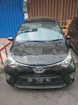 Toyota Calya 2017 Manual Hitam