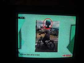 tv 14 veloz  murah dan gambar tajam  dijamin harga paling ringan  unit