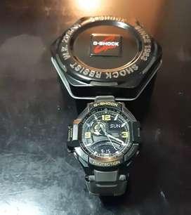 Casio G-Shock gravity master GA 1000 8ADR