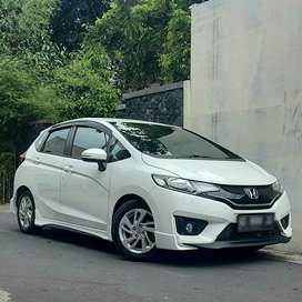 ALL NEW HONDA JAZZ S Automatic,plat AD, km 11ribuan