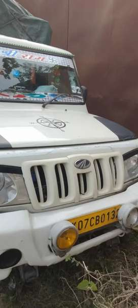 Mahindra Bolero Pik-Up 2015 Diesel Well Maintained