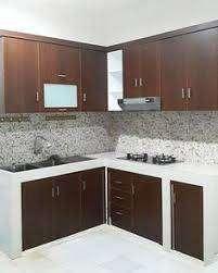 jual kitchen set multiplek DAP berbagai model dan warna