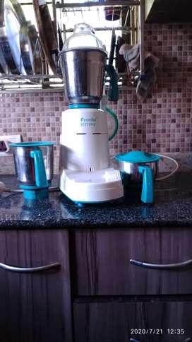 Preethi eco chef Mixer grinder