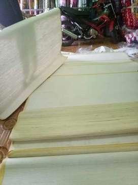 "Tirai rotan,tikar jali"",tirai bambu kulit,tirai kayu"