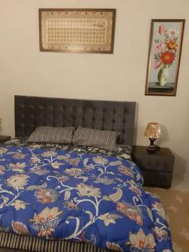 2 bed room fully furnished apartment available for rent