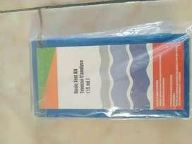 1 set testkit alat dan bahan klorin dan ph