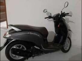 PROMO Honda Scoopy Stylish hitam cash/Kredit(UM mulai 2 JT an)