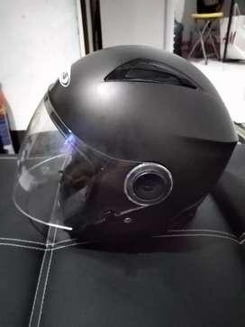 Helm Zeus 617 Half face