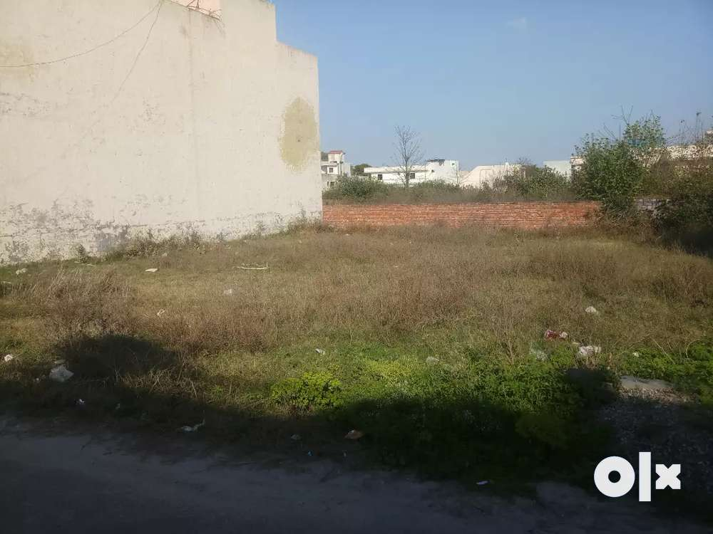 commercial puda approved showroom plot 66 ft road