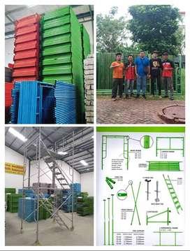 134 scaffolding steger andang sewa jual baru bekas murah berkualitas