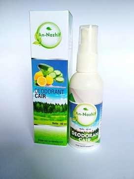 Deodorant Herbal An Nazhif Untuk Menghilangkan Bau Ketiak Dan Apek