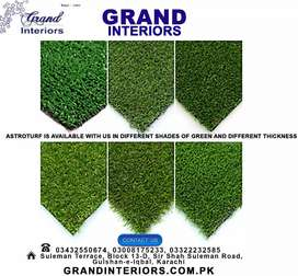 Artificial Grass or AstroTurf buy online with Grand interiors