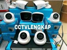 Premium Agen lengkap kamera cctv 2mp plus pasang di sepatan