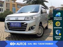 [OLX Autos] Suzuki Karimun Wagon 1.0 GS M/T 2017 Abu - Abu