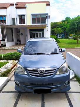 Jual Avanza 1500 S AT 2011
