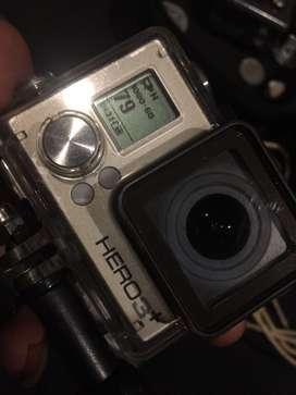 Di Jual GoPro hero 3+ masi bagus