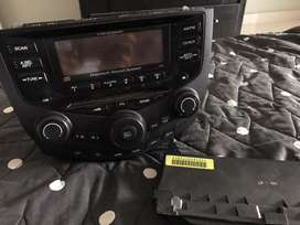 Accord pannel tape premium sound system