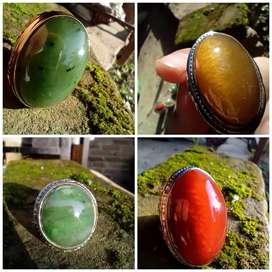 batu cincin koleksi pribadi murah