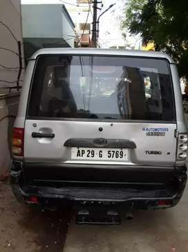 Mahindra Scorpio 2005 Diesel 140000 Km Driven