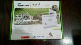4g PTCL Modem + Router in new condition. 10/10