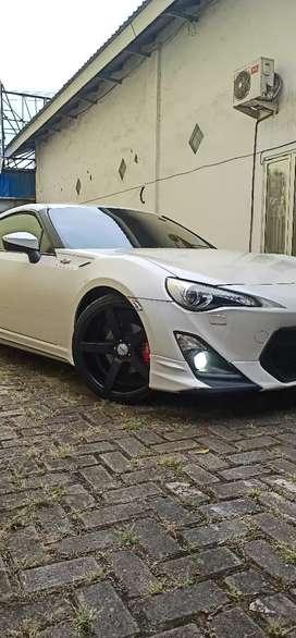 Toyota Ft86 Sport type Aeroklas paling lengkap