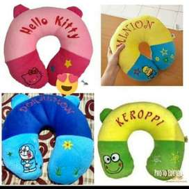 bantal leher mickey