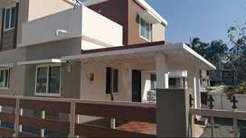 @kottayi 4 cent 1350 sq ft new trendy villas for sale