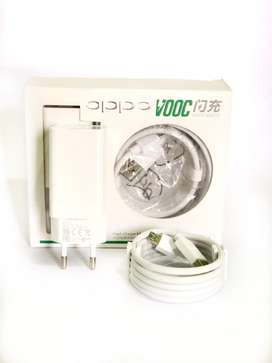 Charger Oppo VOOC 4A Flash Charge 100% Original Support Flash Charge