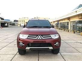 Mitsubishi pajero sport dakar 2014/2013 VGT matic gresh pjk pnjg ori