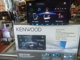 Dobledin KENWOOD 7017BT mulus Normal Jaya