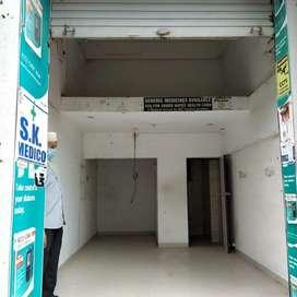 Shop for rent in mohammadvadi near alkasa
