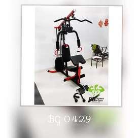 Home Gym 1 Sisi // Rabu Gym 11.02